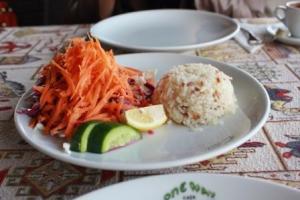served with Testi Kebabi